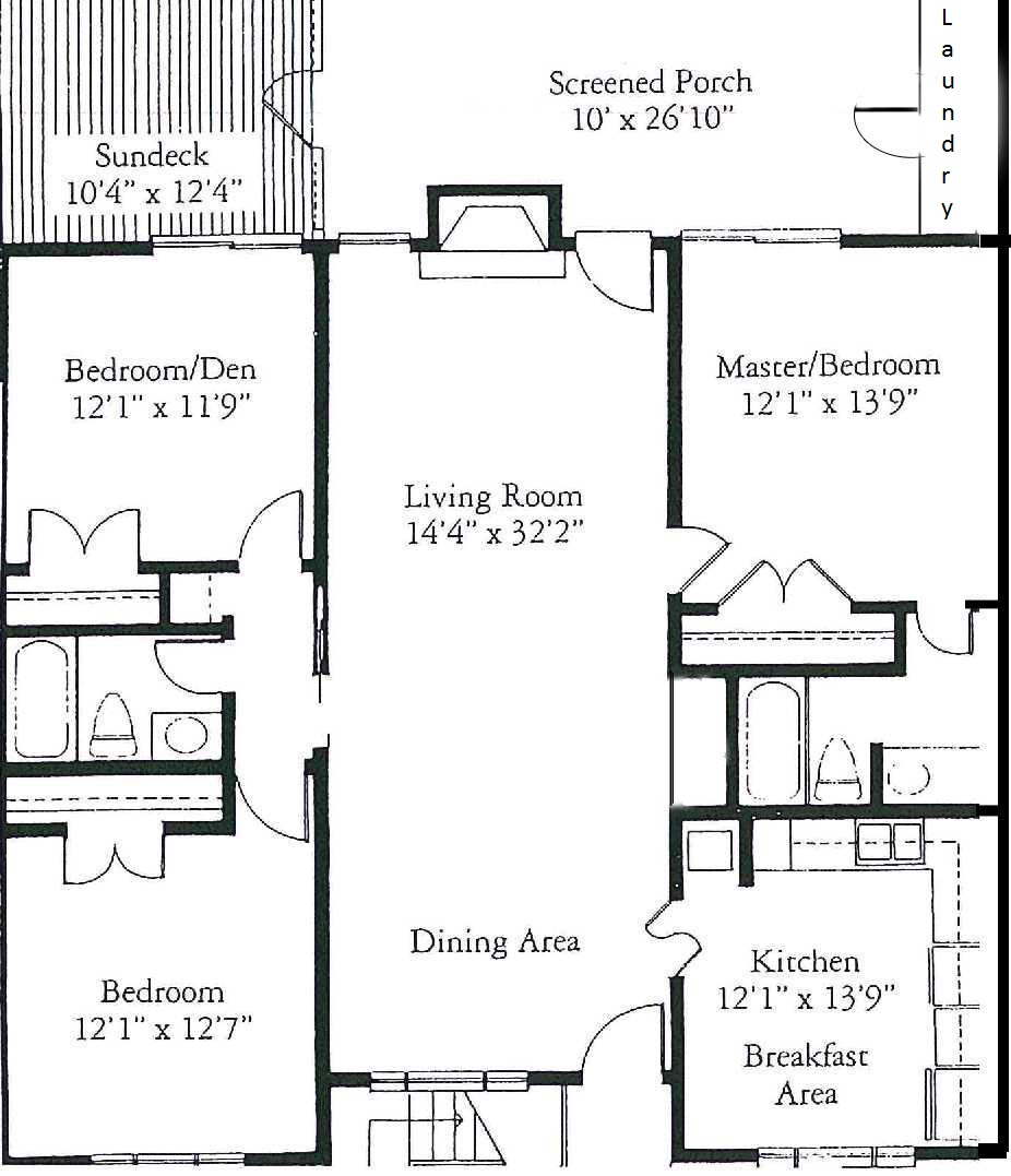 Our units for Interactive floor plan map